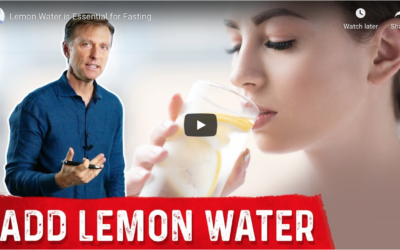 Lemon Water is Essential for Fasting