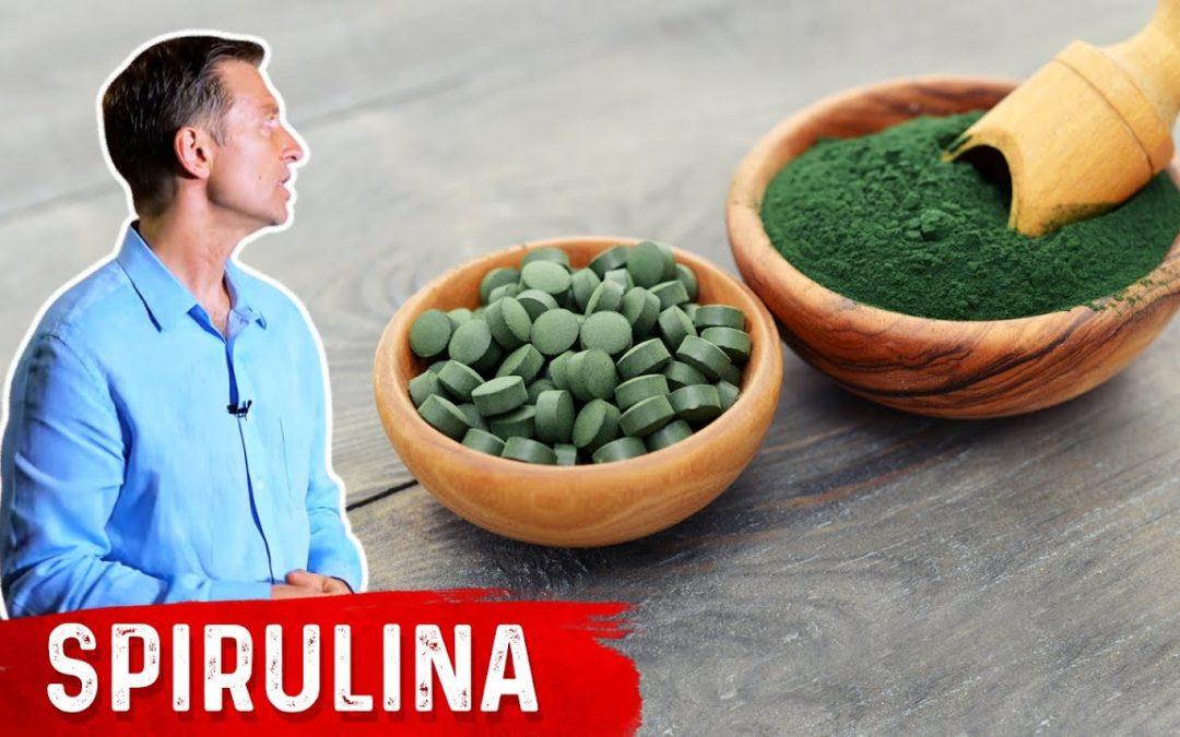 Why do Astronauts use Spirulina?